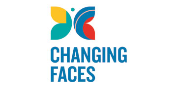 Logo for Changing Faces